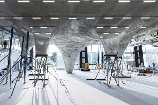 ETH Zurich Foundation, Design++: Sustainable Construction