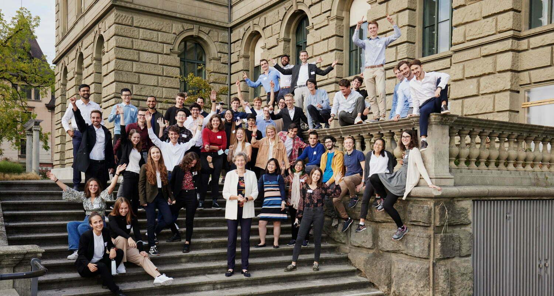 ETH Zurich Foundation, Excellence Scholars