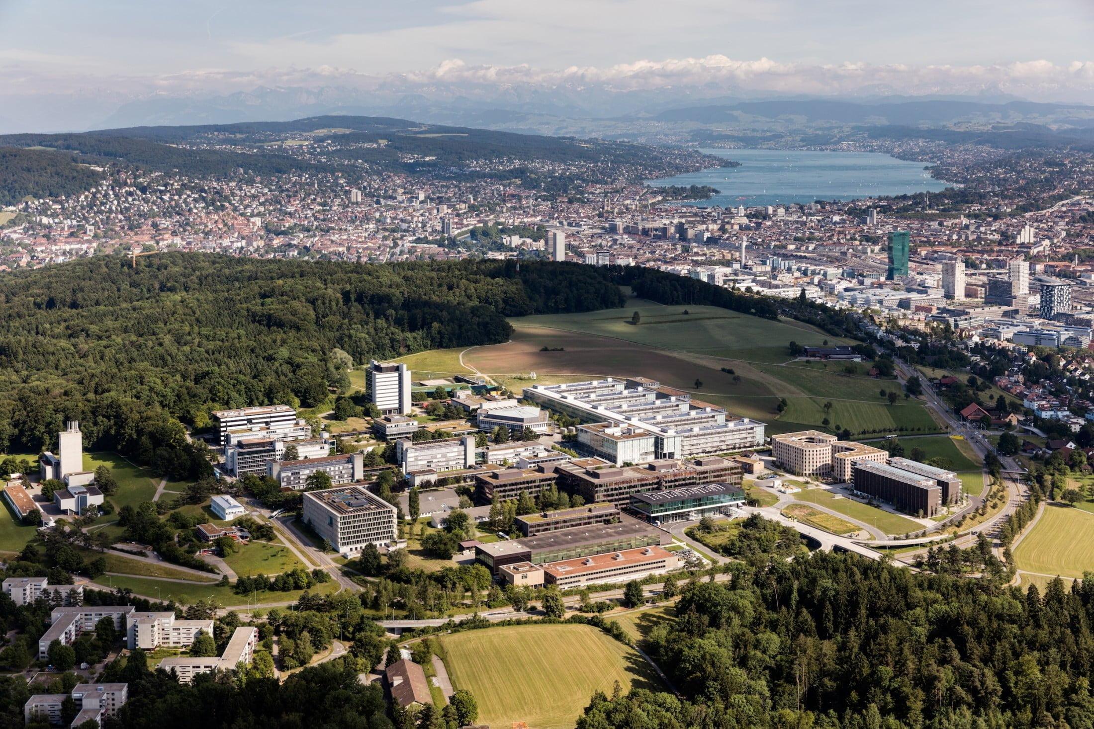 ETH Zurich Foundation, Thank you!