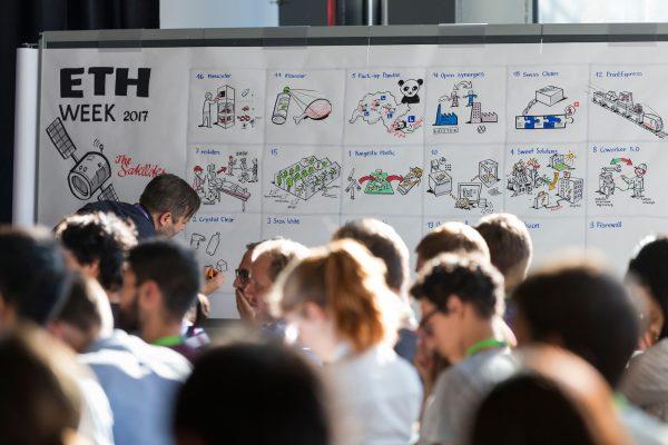 ETH Zurich Foundation, ETH Week