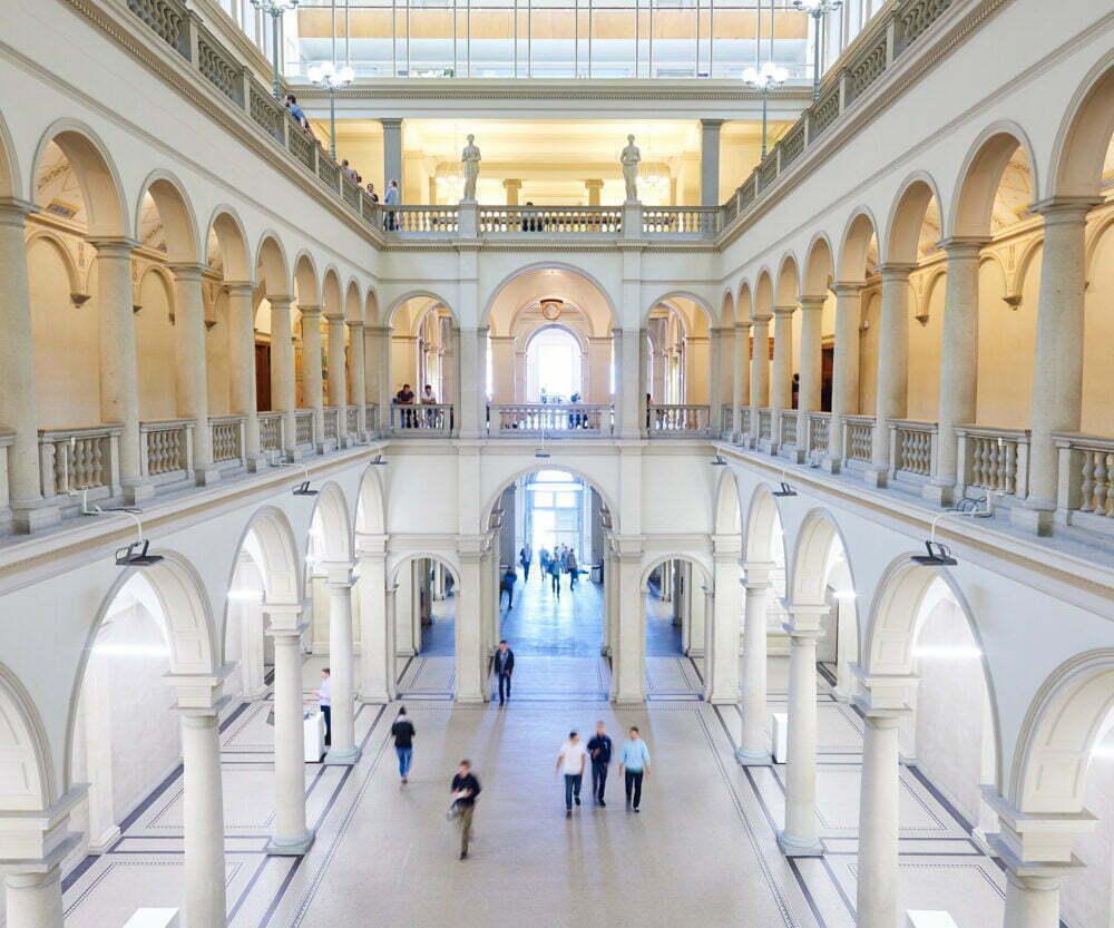 ETH Zurich Foundation, Legacies & bequests